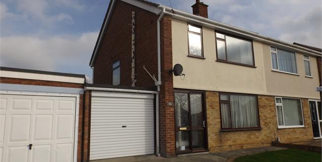 Offers in excess of £220,000, 3 Bedroom Semi Detached House For Sale in Ipswich, IP1