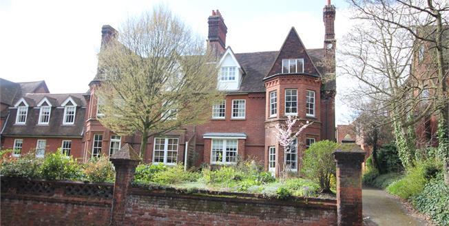 Asking Price £110,000, 1 Bedroom Flat For Sale in Ipswich, IP1