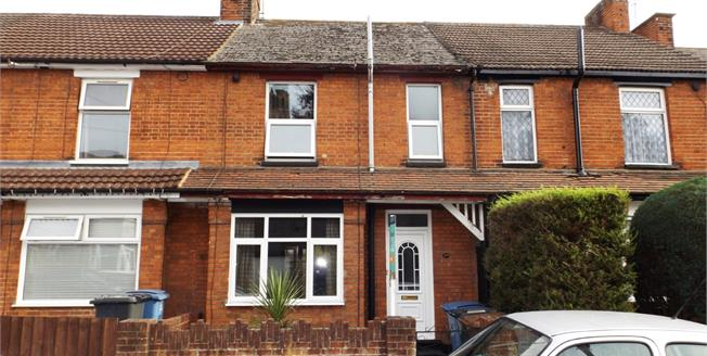 Asking Price £180,000, 3 Bedroom Terraced House For Sale in Ipswich, IP1