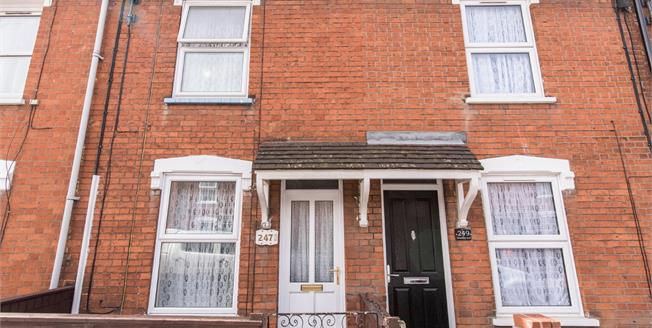 Offers in excess of £140,000, 3 Bedroom Terraced House For Sale in Ipswich, IP1