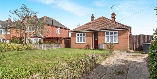 Asking Price £250,000, 2 Bedroom Detached Bungalow For Sale in Wherstead, IP2