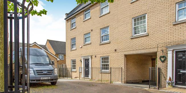 Asking Price £315,000, 4 Bedroom Semi Detached House For Sale in Ipswich, IP3