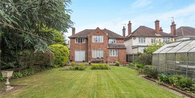 Offers in excess of £350,000, 3 Bedroom Detached House For Sale in Ipswich, IP1