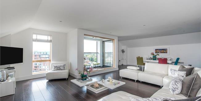 Asking Price £285,000, 2 Bedroom Flat For Sale in Ipswich, IP4