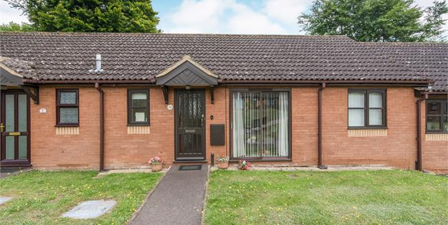 Asking Price £147,500, 2 Bedroom Terraced Bungalow For Sale in Ipswich, IP2