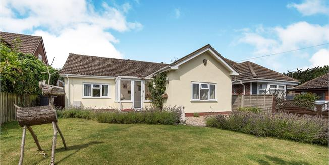 Asking Price £375,000, 3 Bedroom Detached Bungalow For Sale in Wherstead, IP2