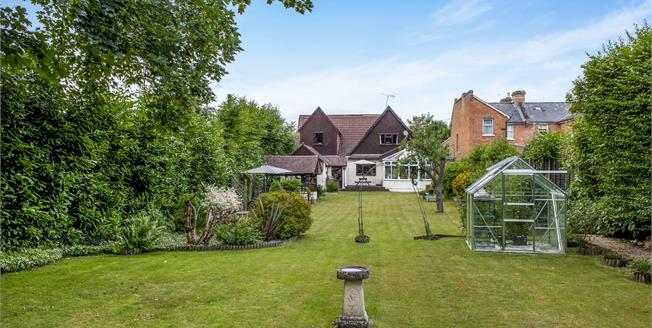 Offers in excess of £585,000, 4 Bedroom Detached House For Sale in Little Sandhurst, GU47