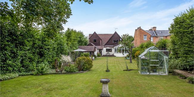 Price on Application, 4 Bedroom Detached Bungalow For Sale in Little Sandhurst, GU47