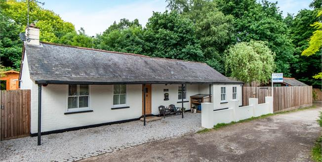 Offers in the region of £425,000, 3 Bedroom Detached Bungalow For Sale in Berkshire, GU47