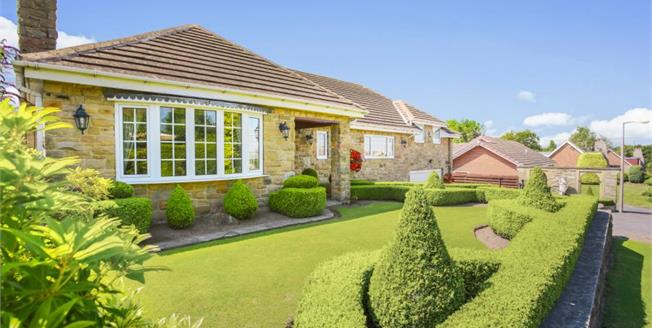 Guide Price £425,000, 5 Bedroom Detached House For Sale in Ravenfield, S65