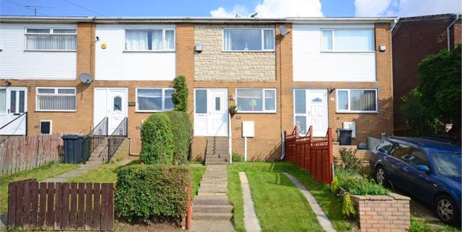 Asking Price £62,000, 2 Bedroom House For Sale in Maltby, S66