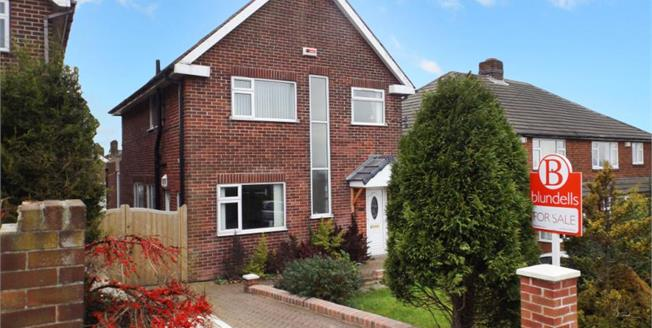 Guide Price £230,000, 3 Bedroom Detached For Sale in Rotherham, S65