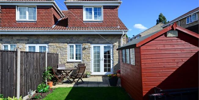 Guide Price £105,000, 2 Bedroom End of Terrace House For Sale in Thrybergh, S65