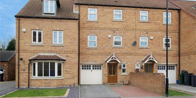 Guide Price £195,000, 4 Bedroom House For Sale in Bramley, S66