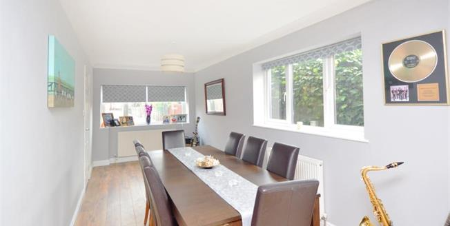 Guide Price £185,000, 4 Bedroom Link Detached House For Sale in Sunnyside, S66