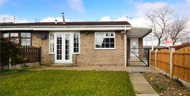 Guide Price £95,000, 1 Bedroom Bungalow For Sale in Flanderwell, S66