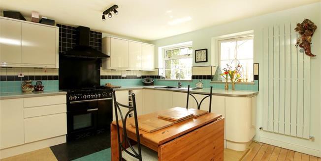 Guide Price £225,000, 3 Bedroom House For Sale in Bramley, S66