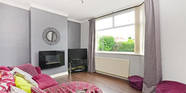 Guide Price £120,000, 3 Bedroom House For Sale in Rotherham, S61