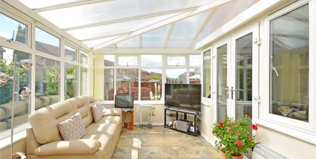 Guide Price £220,000, 4 Bedroom House For Sale in Dinnington, S25