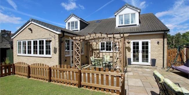 Guide Price £425,000, 5 Bedroom Detached House For Sale in Brampton-en-le-Morthen, S66