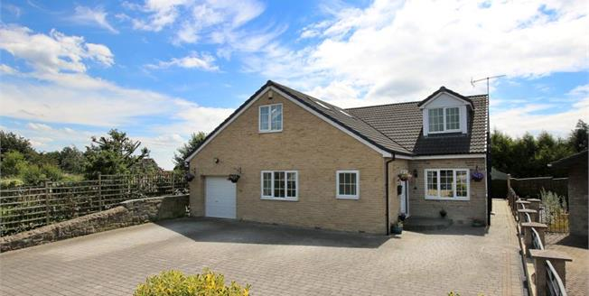 Guide Price £400,000, 5 Bedroom Detached House For Sale in Brampton-en-le-Morthen, S66