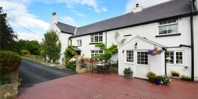 Guide Price £445,000, 4 Bedroom House For Sale in Maltby, S66