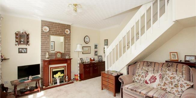 Guide Price £100,000, 2 Bedroom House For Sale in Bramley, S66