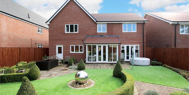 Guide Price £550,000, 5 Bedroom Detached House For Sale in Wickersley, S66