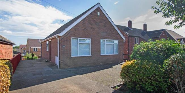 £155,000, 2 Bedroom Detached Bungalow For Sale in Dinnington, S25