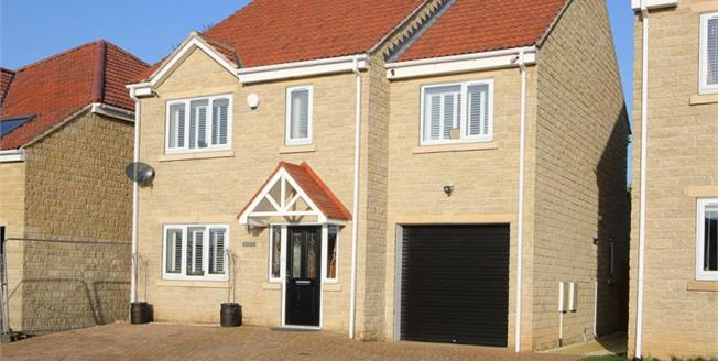 Guide Price £310,000, 4 Bedroom Detached House For Sale in Dinnington, S25
