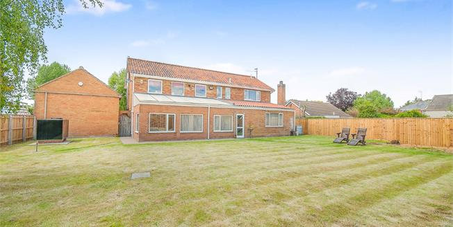 Offers in excess of £360,000, 4 Bedroom Detached House For Sale in Terrington St. John, PE14