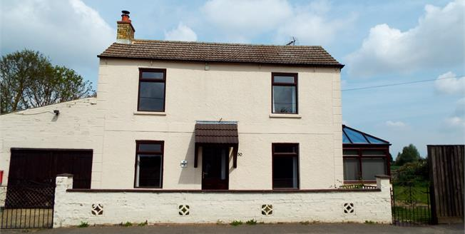 Offers in excess of £180,000, 3 Bedroom Detached Cottage For Sale in Walpole Cross Keys, PE34