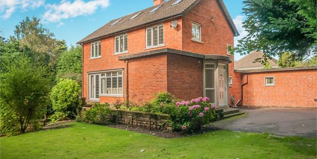 Guide Price £370,000, 3 Bedroom Detached House For Sale in Wisbech, PE13