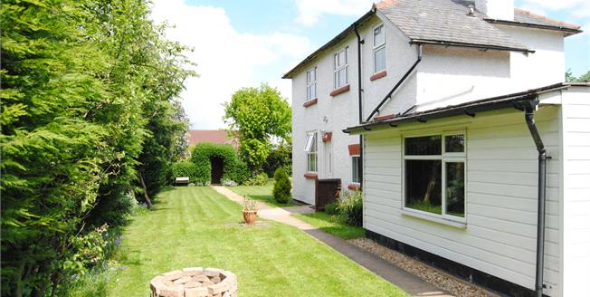 Offers in the region of £249,995, 4 Bedroom Detached House For Sale in Gedney Drove End, PE12