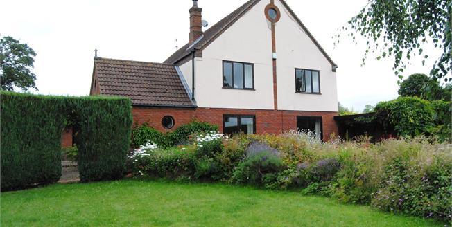 Offers Over £465,000, 5 Bedroom Detached House For Sale in Ashwicken, PE32
