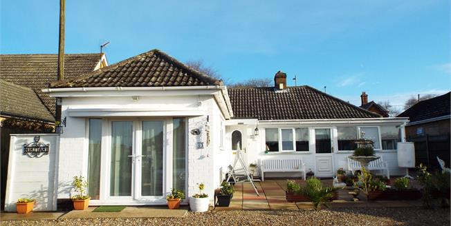 Offers Over £210,000, 3 Bedroom Detached Bungalow For Sale in West Winch, PE33