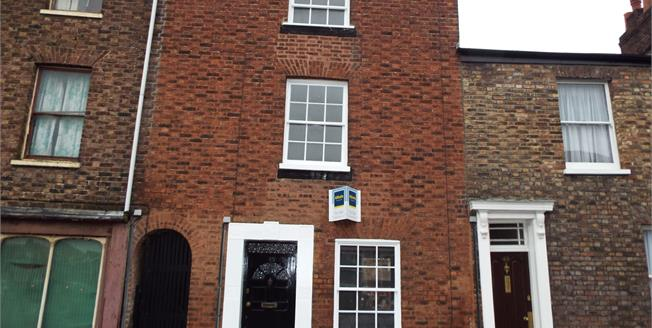 Asking Price £140,000, 2 Bedroom Terraced House For Sale in King's Lynn, PE30