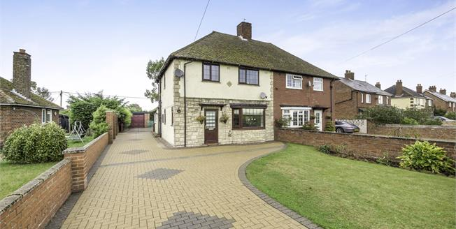 Offers in excess of £215,000, 3 Bedroom House For Sale in Pentney, PE32