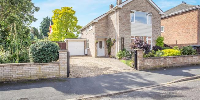Offers Over £250,000, 4 Bedroom Detached House For Sale in Wisbech, PE13