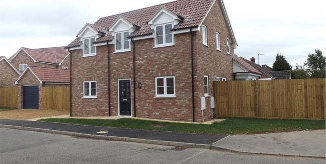 £285,000, 4 Bedroom Detached House For Sale in Watlington, PE33