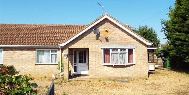 Asking Price £160,000, 2 Bedroom Semi Detached Bungalow For Sale in Watlington, PE33