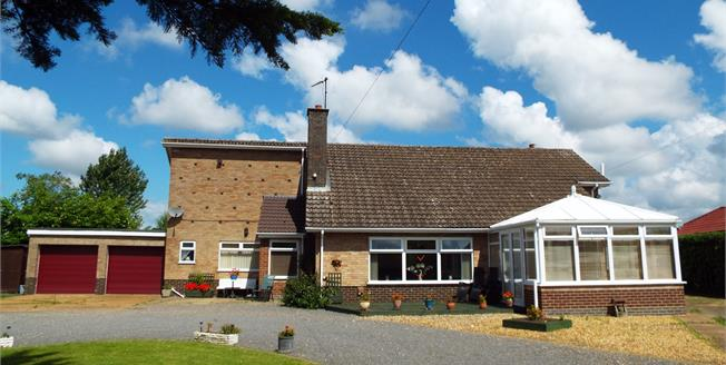 Offers in excess of £350,000, 4 Bedroom Detached House For Sale in South Wootton, PE30