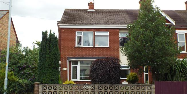 Offers Over £190,000, 3 Bedroom Semi Detached House For Sale in Gaywood, PE30