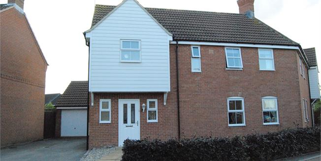 Offers in excess of £200,000, 3 Bedroom Detached House For Sale in Watlington, PE33