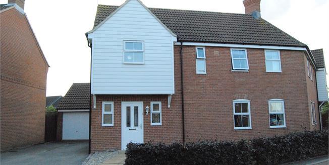 Offers in excess of £200,000, 3 Bedroom Semi Detached House For Sale in Watlington, PE33