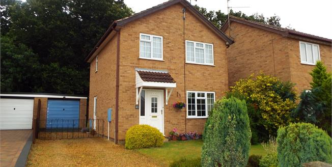 Offers Over £205,000, 3 Bedroom Detached House For Sale in King's Lynn, PE30