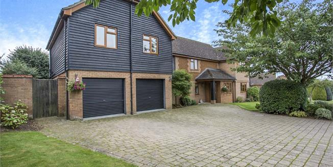 Offers in excess of £550,000, 5 Bedroom Detached House For Sale in Middleton, PE32