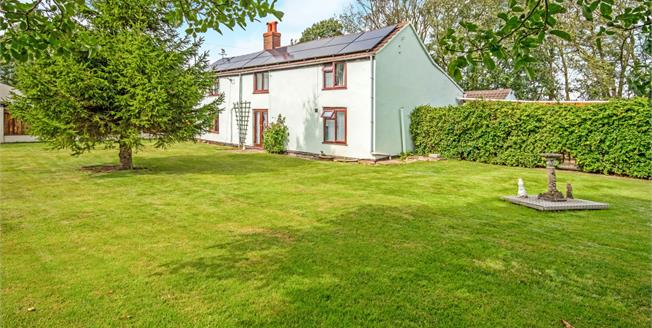 Asking Price £430,000, 3 Bedroom Detached House For Sale in Terrington St. Clement, PE34