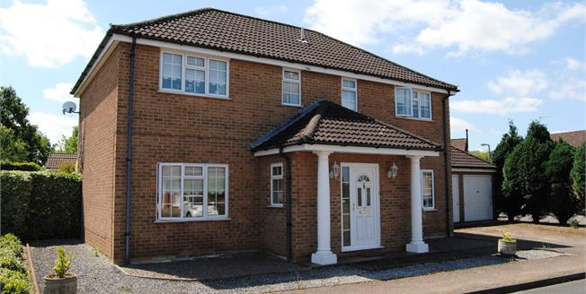 Offers Over £410,000, 4 Bedroom Detached House For Sale in South Wootton, PE30