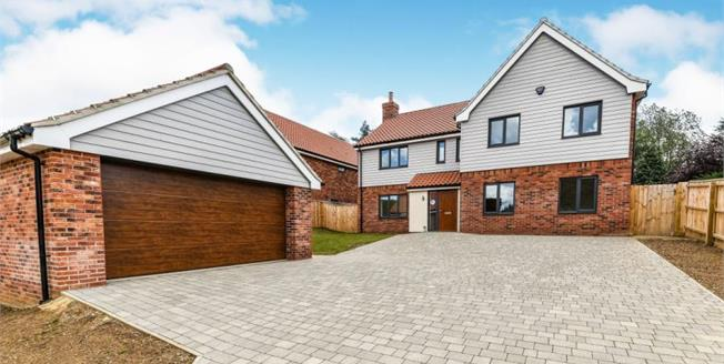 Asking Price £525,000, 5 Bedroom Detached House For Sale in Kings Lynn, PE32